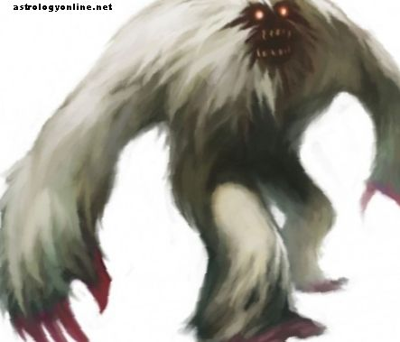 Različita nijansa Bigfoot: White Thang i Pennsylvania White Bigfoot
