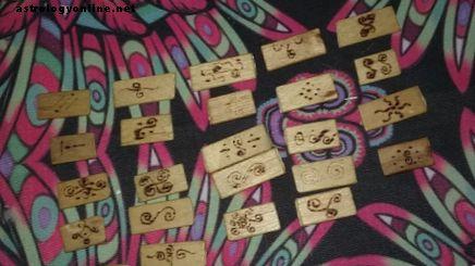 Comment créer des runes et les utiliser pour améliorer votre intuition