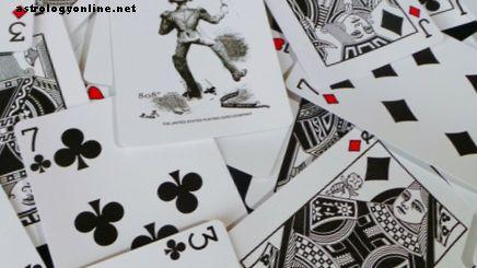 Kako čitati igraće karte za ljubav