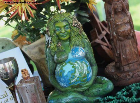 7 elementer som skal være på hedenske alter