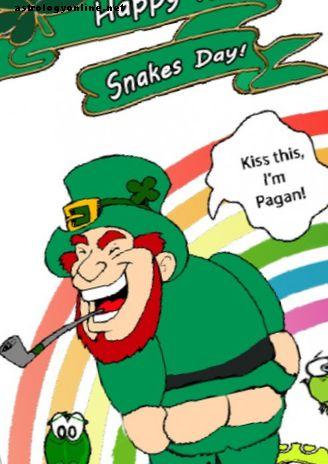 Hari Ular Semua: Sambutan Hari Pagan St Patrick