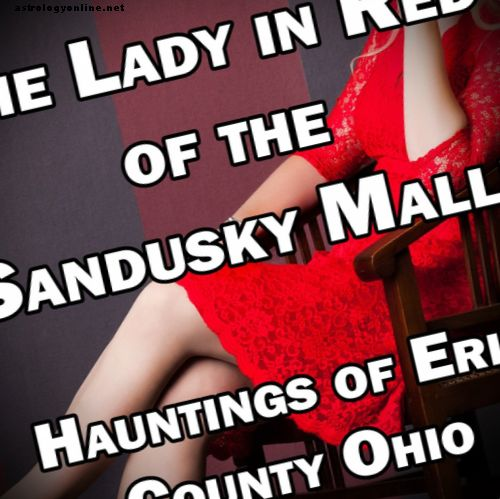 The Lady di Red of the Sandusky Mall: Hauntings of Erie County, Ohio