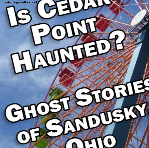 Kísértetjárta a Cedar Point?  Ghost Stories of Sandusky, Ohio