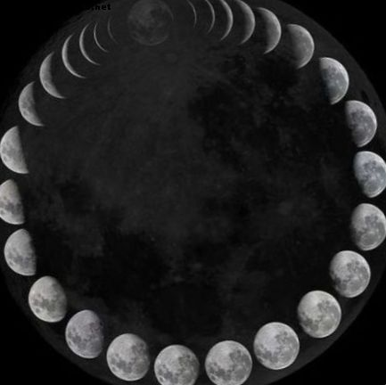 Dark Moon vs. New Moon: Er de det samme?