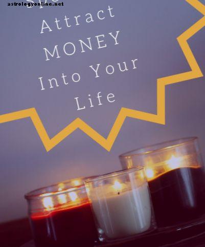5 naudas burvestības, rituāli un dziedājumi bagātības piesaistīšanai